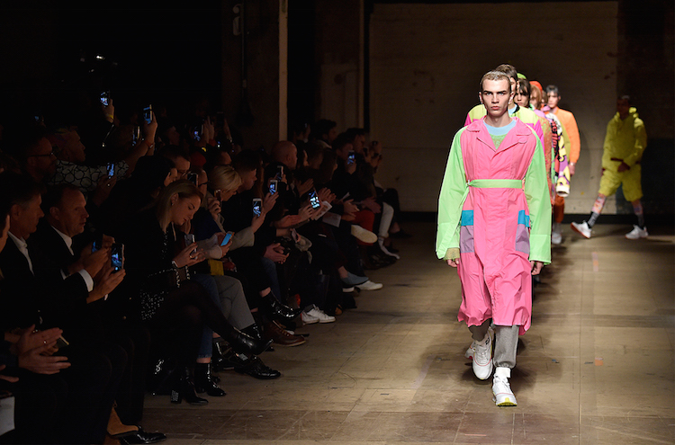 At London Fashion Week Men's, the Industry Reacts