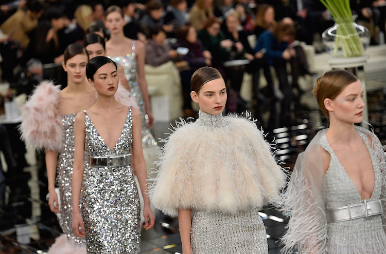 The Many Faces of Haute Couture