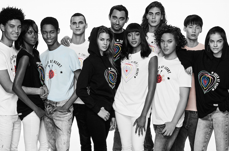 Naomi Campbell Teams Up With Diesel On a Capsule Collection For a Good Cause