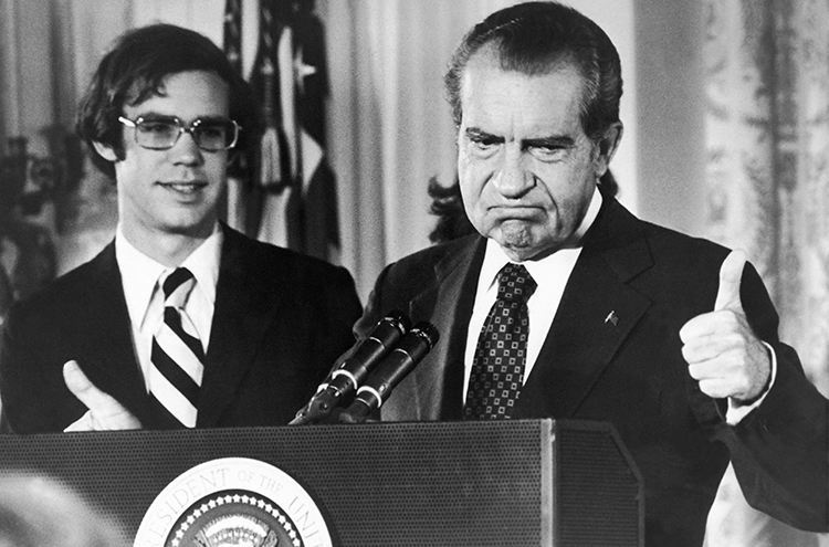 Is Fashion Complicit in Watergate Part II?