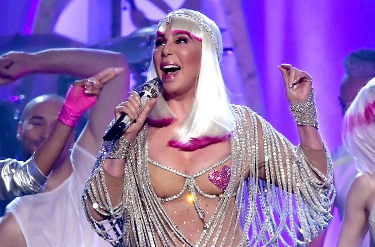 Cher Receives Icon Award at the Billboard Music Awards, Wins at Life