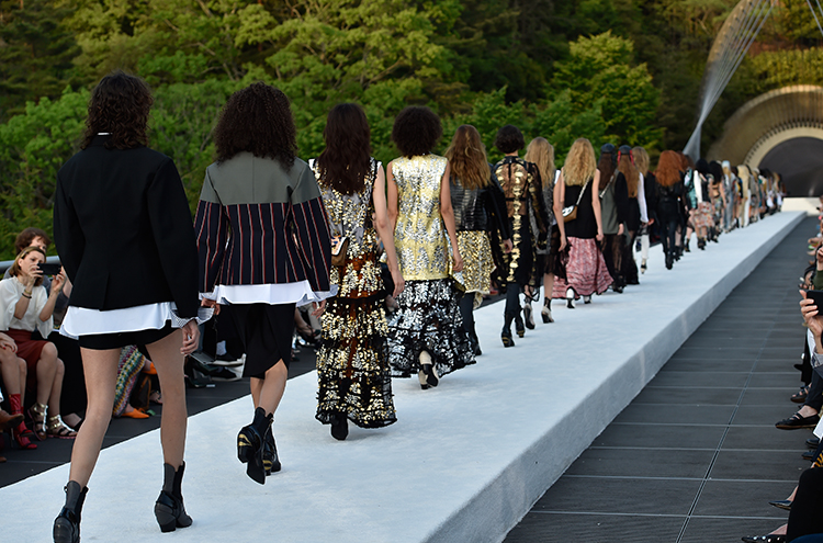 The Other Side Of That Vuitton Casting Agent Story