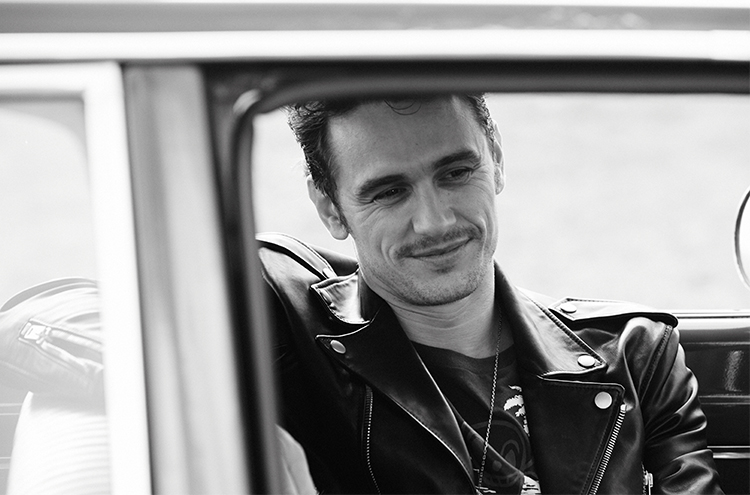 James Franco: Coach's New Cool Guy