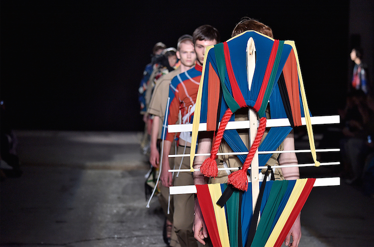 Young Talent Triumphs at London Fashion Week Men's