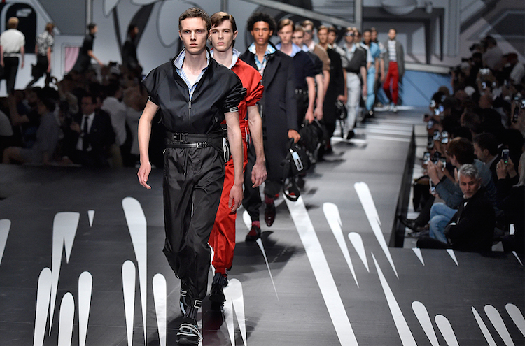 At Milan Fashion Week, Activewear Accelerates