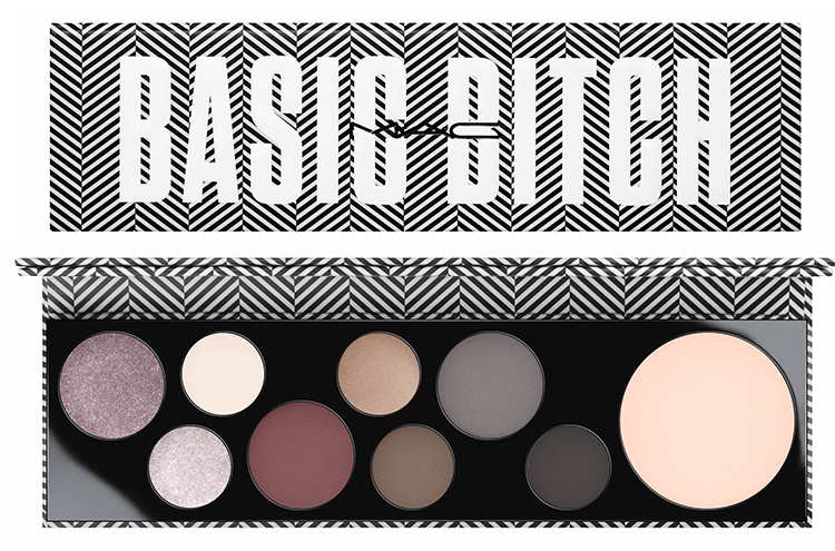 Calling All Basic Bitches, Your Eyeshadow Palette Has Arrived