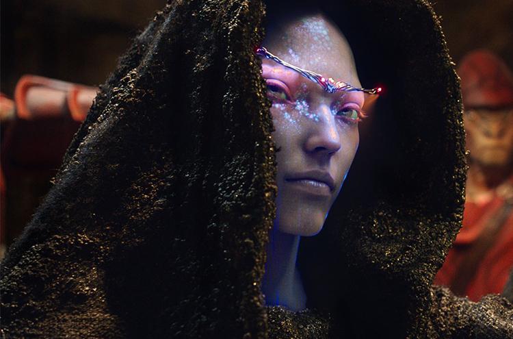 Valerian'sOlivier Bériot Talks Dressing the Future