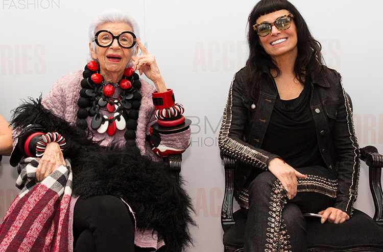 Vintage Shopping with Norma Kamali and Iris Apfel