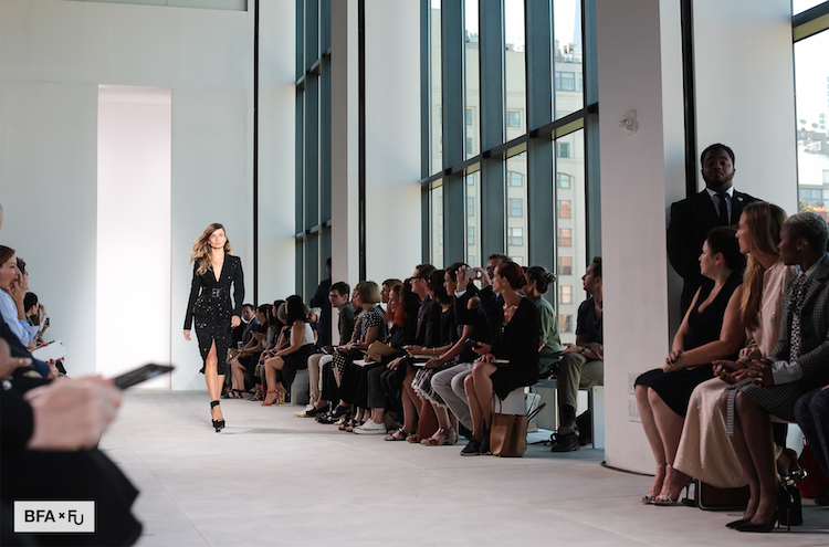 NYFW Is on the Move. Again.