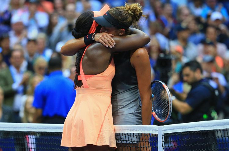 Sloane Stephens Served Up Some Serious Inspiration at the U.S. Open
