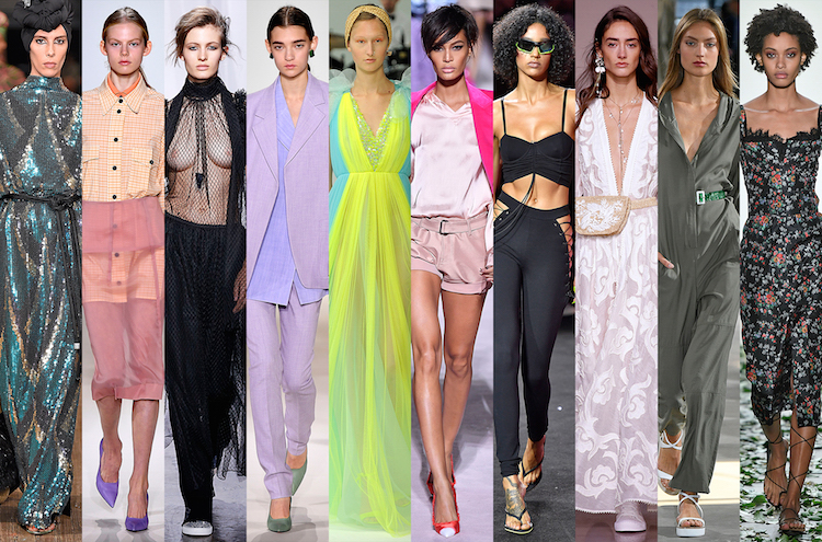The 12 Biggest Trends from New York Fashion Week