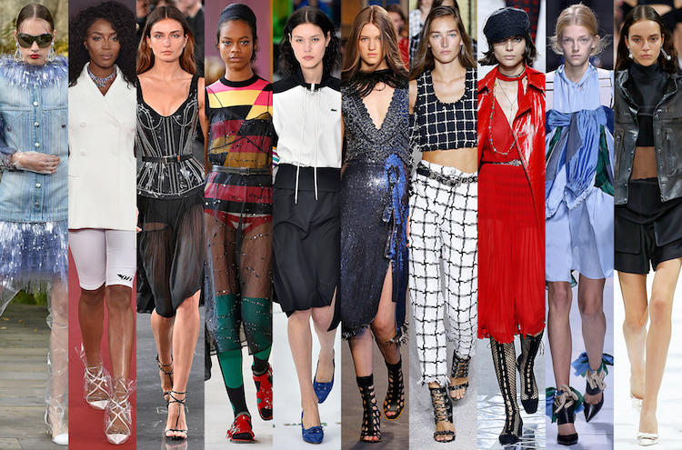 The 10 Best Trends From PFW