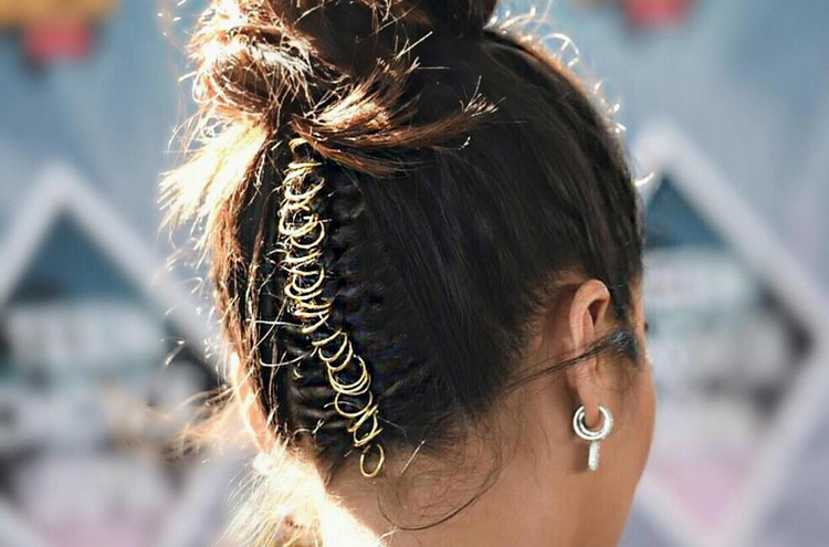 12 Heavy Metal Hair Accessories Guaranteed to Upgrade Any Look Instantly