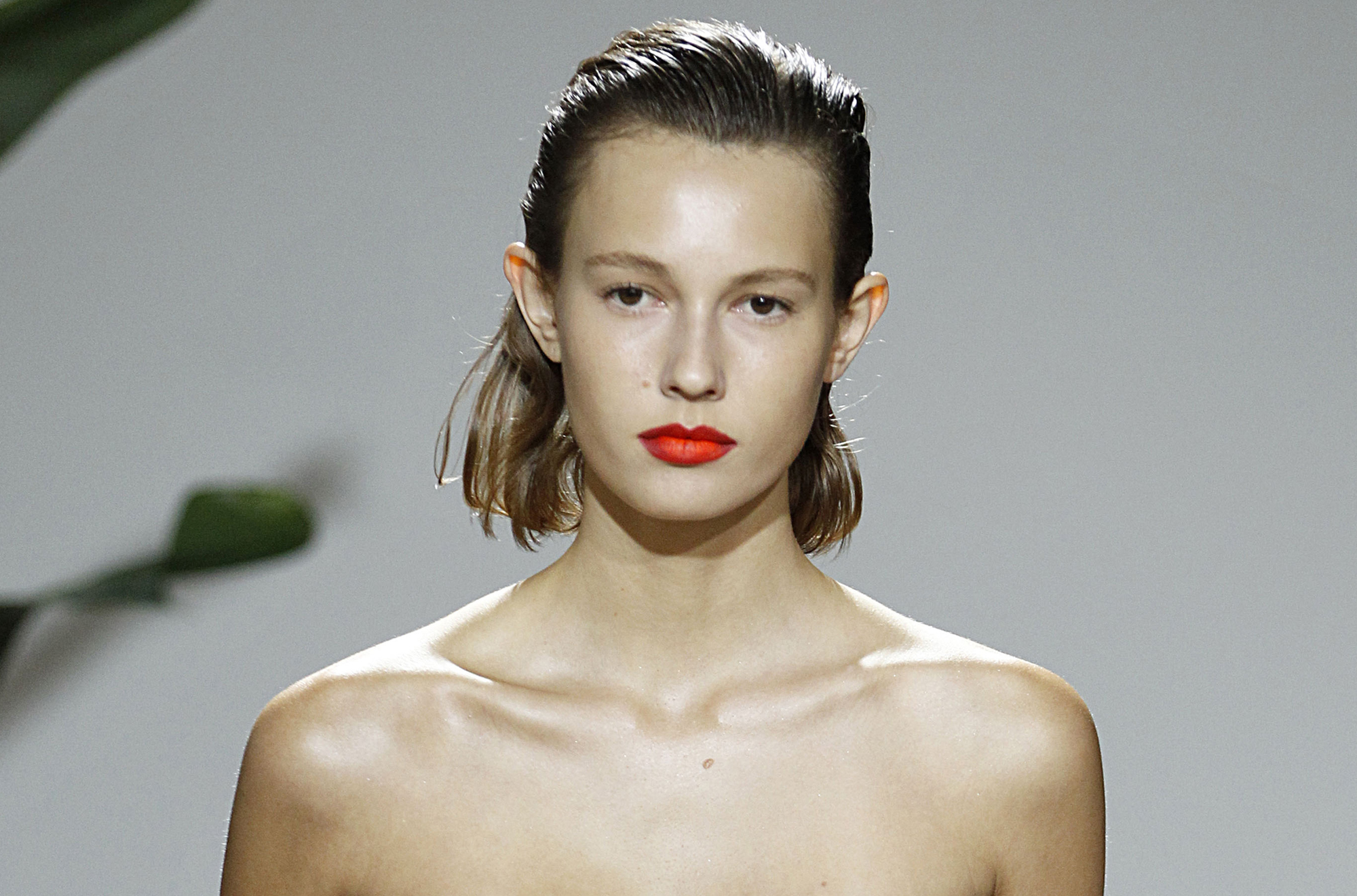 Jason wu red lip