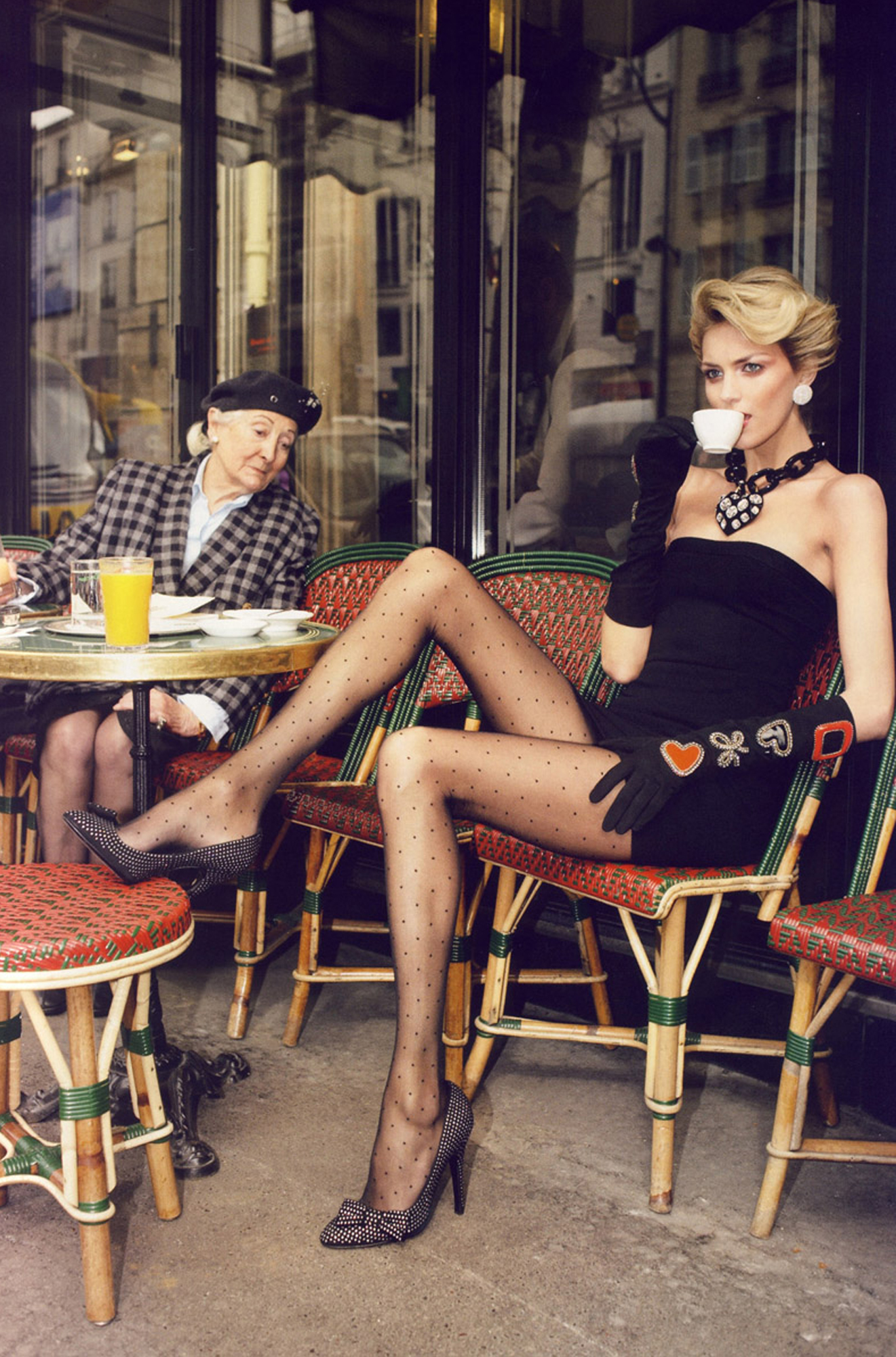 anya rubik french vogue