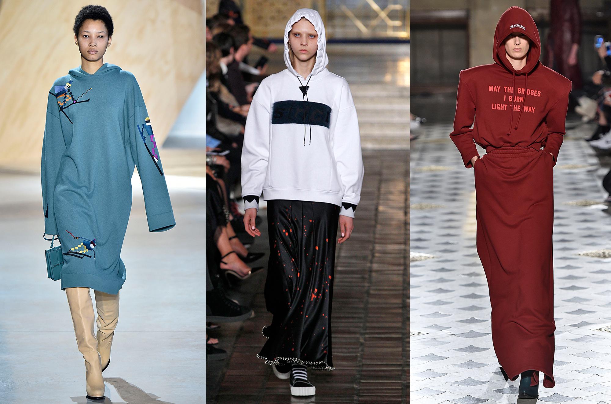 10 hoodies