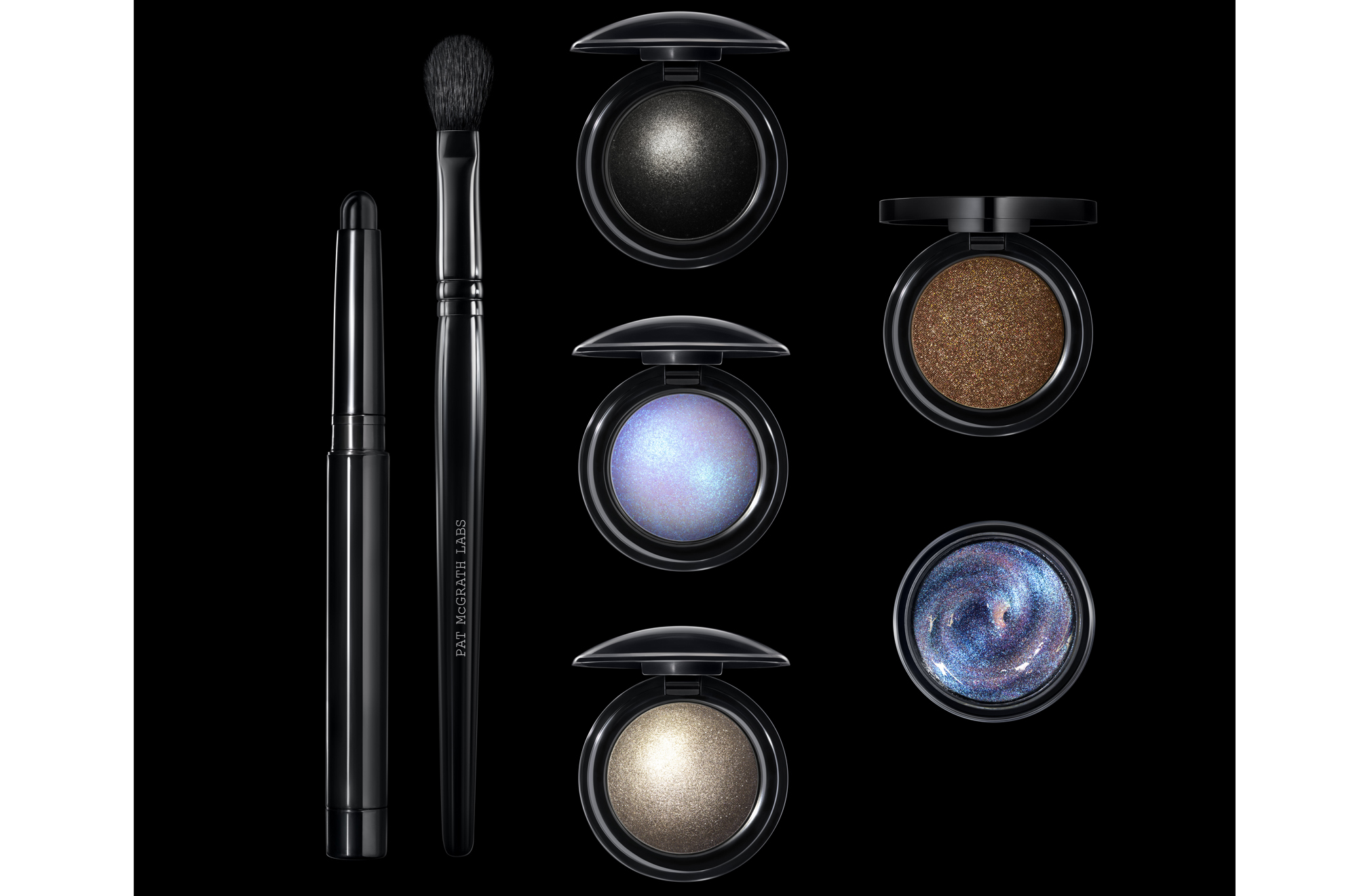 Pat mcgrath dark star ultrasuede brown