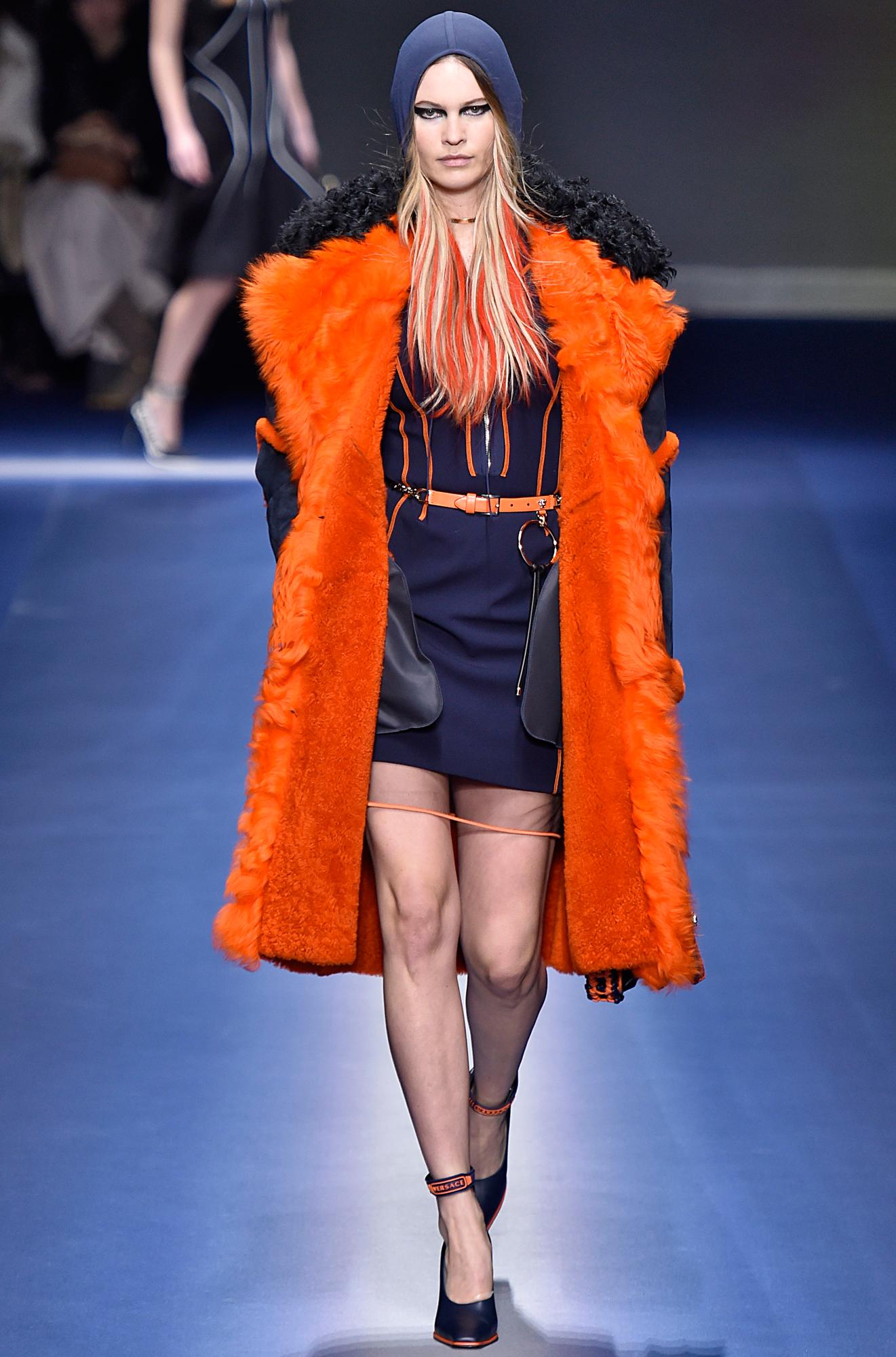 Versace Fall 2017