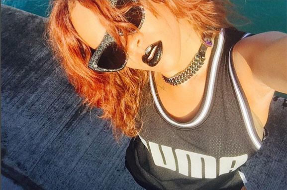 Rihanna embed