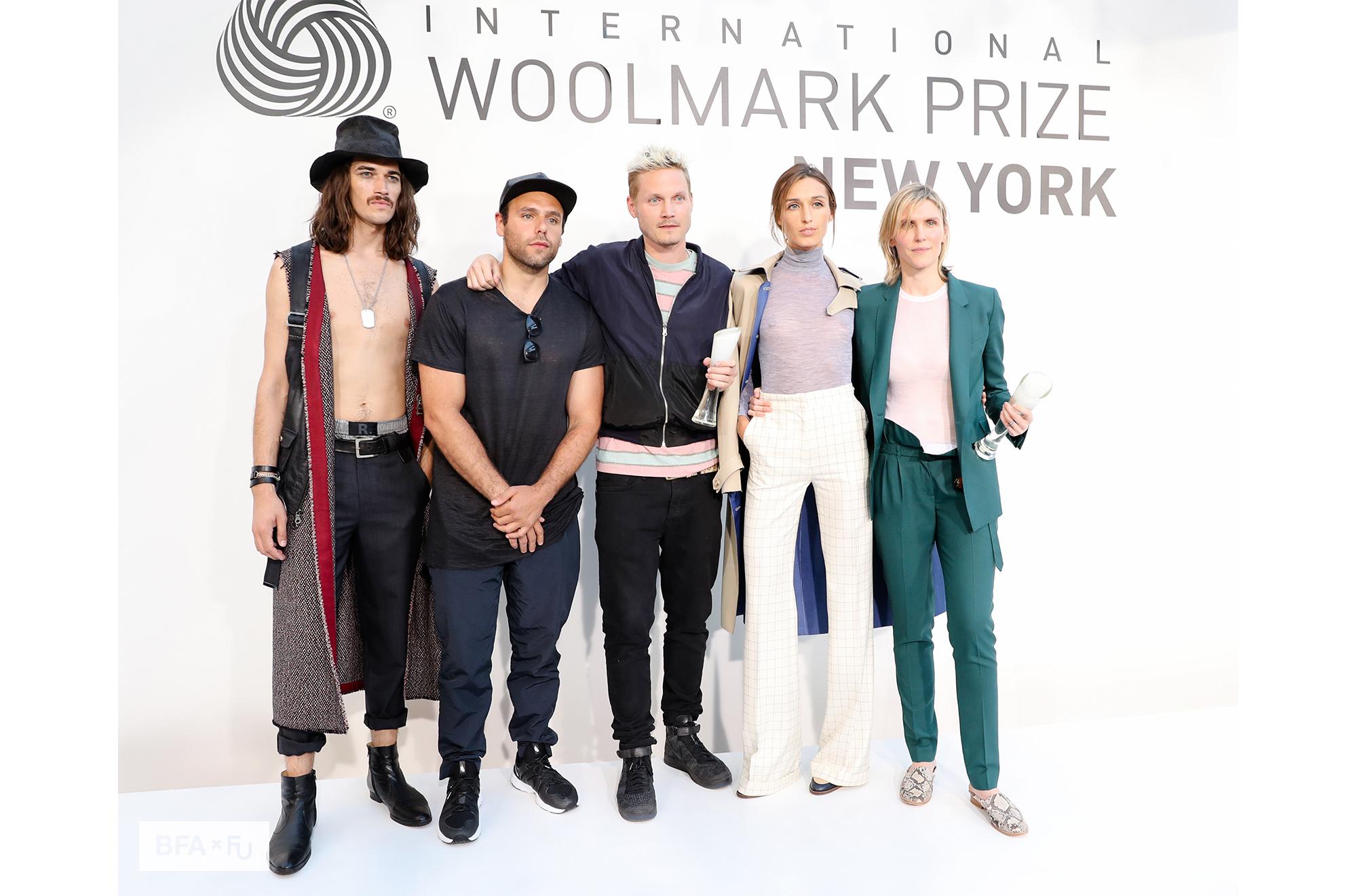 hero woolmark